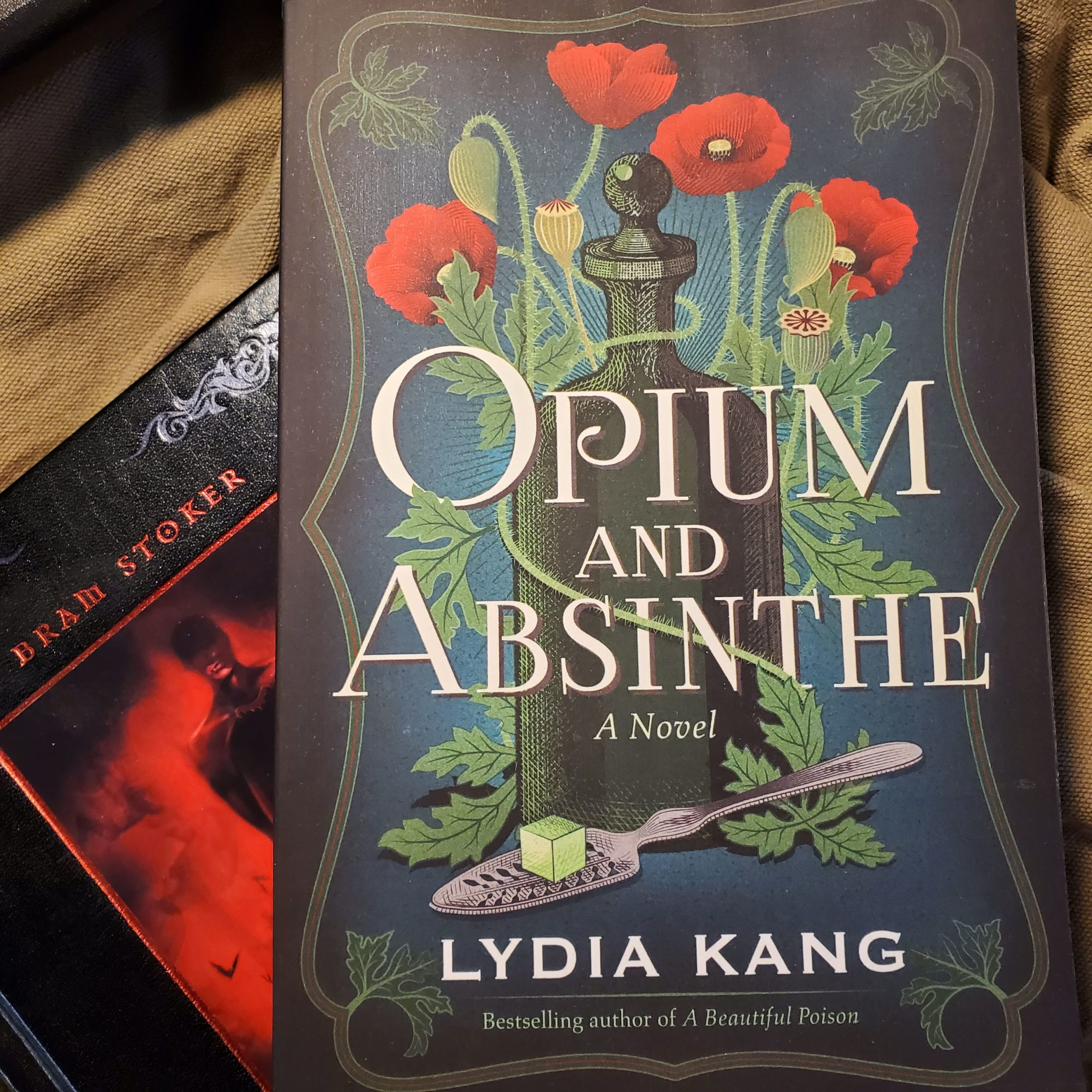 Opium and Absinthe | Lydia Kang