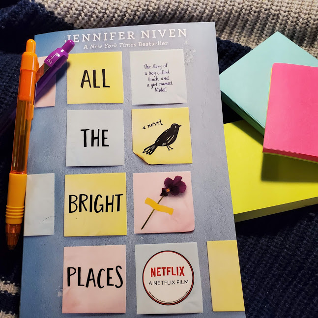 All the Bright Places | Jennifer Niven