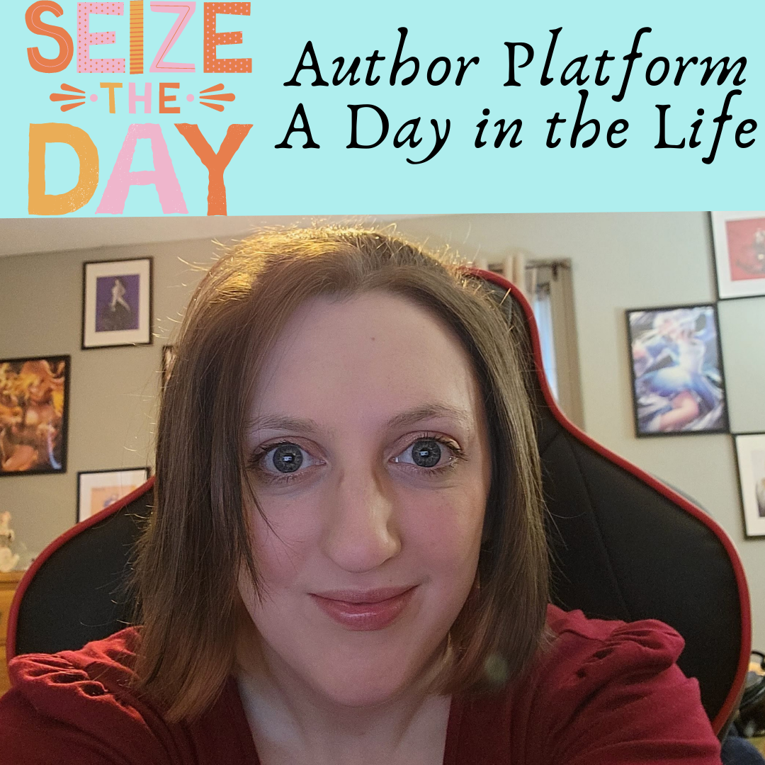 Author Platform   A Day in the Life